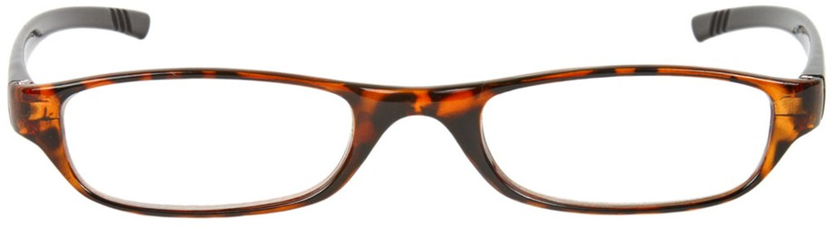 The Tobey Half Frame Reading Glasses